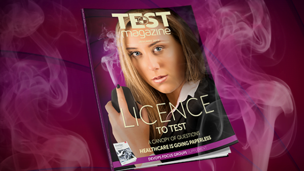 January issue TEST Magazine