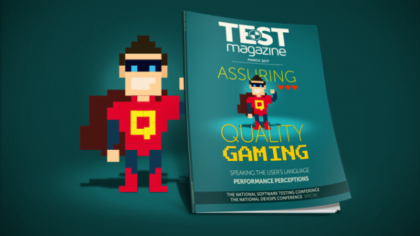 TEST Magazine gaming