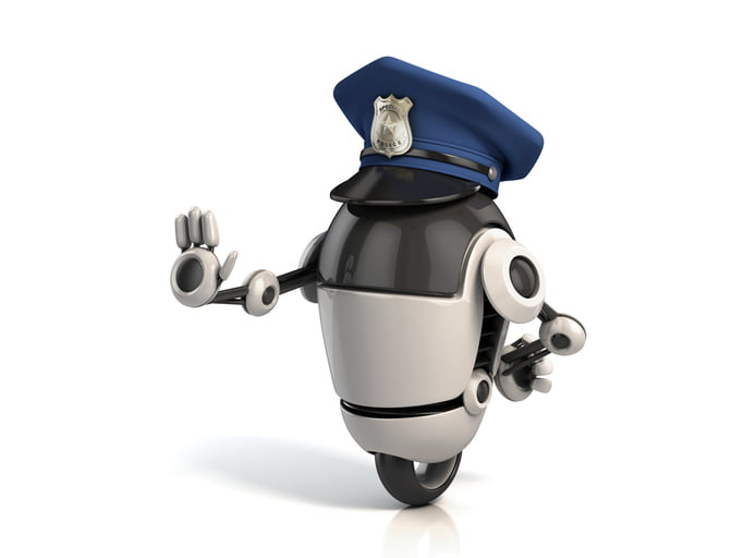 Robots to assist 25% of Dubai's police force by 2030
