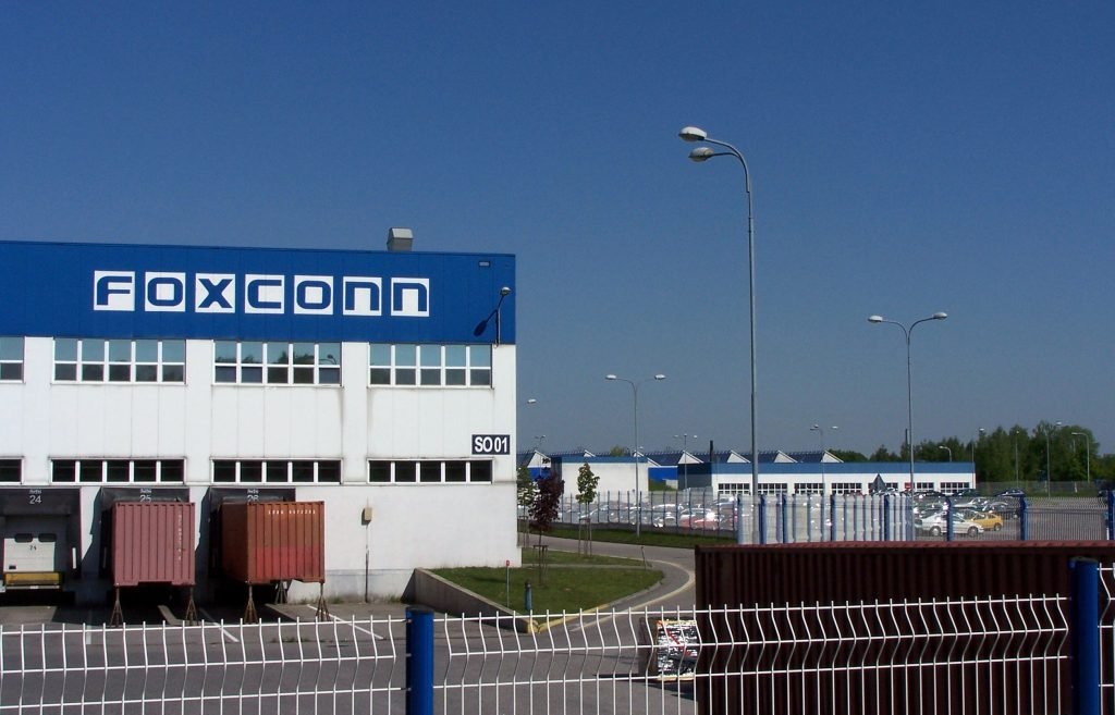 Foxconn Wisconsin plant manufacturing hopes dashed