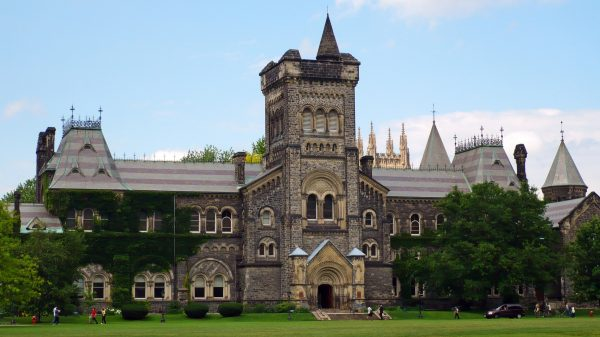 University of Toronto to build AI innovation centre with $100 million donation