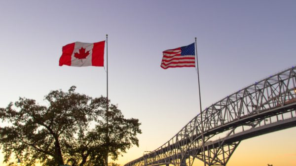 Canada Border Service Agency using licence plate reader linked to US hack